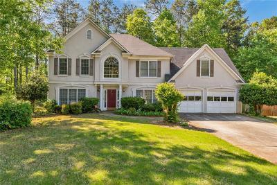 Kennesaw Single Family Home For Sale: 1602 Duxbury Lane