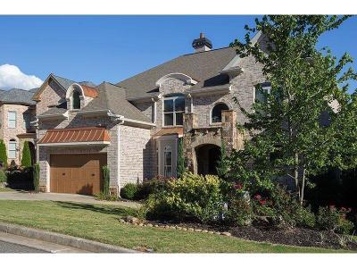 Johns Creek Single Family Home For Sale: 3403 Jamont Boulevard