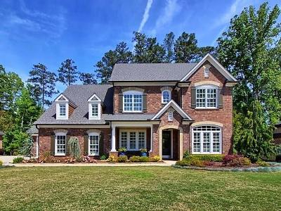 Kennesaw Single Family Home For Sale: 1430 Kings Park Drive NW