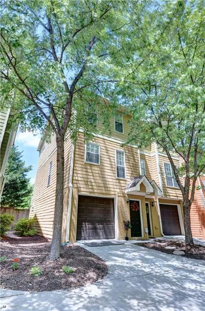 Atlanta Condo/Townhouse For Sale: 1124 Dekalb Avenue NE #21