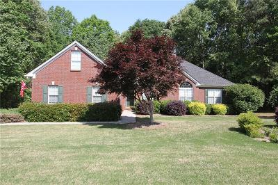 Braselton Single Family Home For Sale: 682 Gold Crest Drive