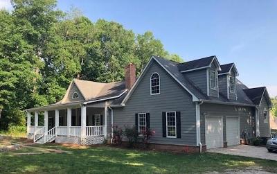 Jonesboro Single Family Home For Sale: 9340 Seminole Road