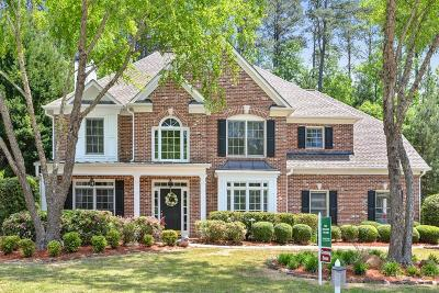 Woodstock Single Family Home For Sale: 275 River Laurel Way