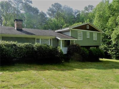 Carroll County, Douglas County Single Family Home For Sale: 2070 Cedar Terrace Road