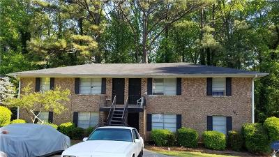 Forest Park Multi Family Home For Sale: 564 Evergreen Terrace