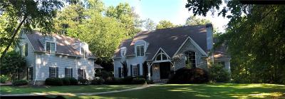 Roswell Single Family Home For Sale: 11210 West Road