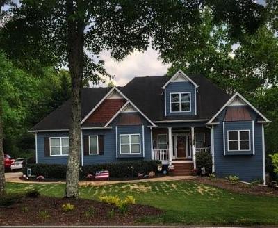 Acworth Single Family Home For Sale: 5285 Hopgood Road