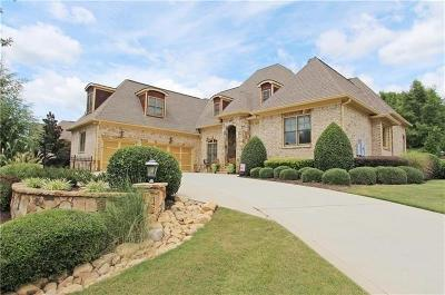 Marietta Single Family Home For Sale: 3806 Rockhaven Court