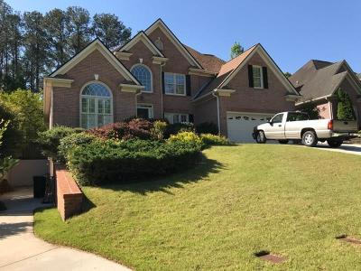 Lilburn Single Family Home For Sale: 5756 Harmony Point Drive