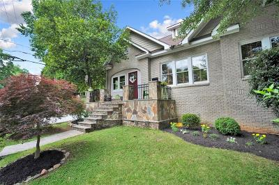 Atlanta Single Family Home For Sale: 1448 N Highland Avenue NE