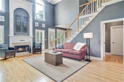 Smyrna Single Family Home For Sale: 3801 Tynemoore Walk SE