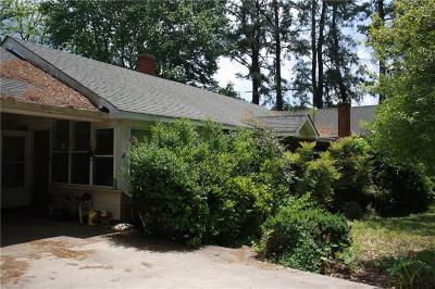 Rockmart Single Family Home For Sale: 2850 Cartersville Highway