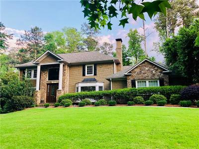 Sandy Springs Single Family Home For Sale: 705 Glenairy Drive