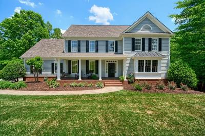 Canton Single Family Home For Sale: 310 Hickory Ridge Court