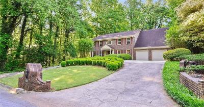 Atlanta Single Family Home For Sale: 1784 Castleway Lane