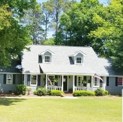 Madison Single Family Home For Sale: 649 Skyline Drive