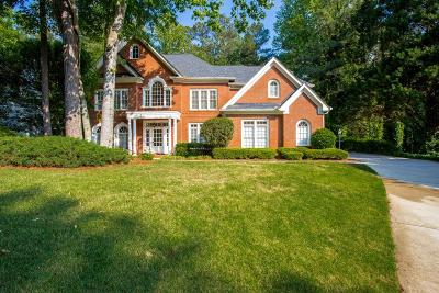 Alpharetta Single Family Home For Sale: 650 Americas Cup Cove