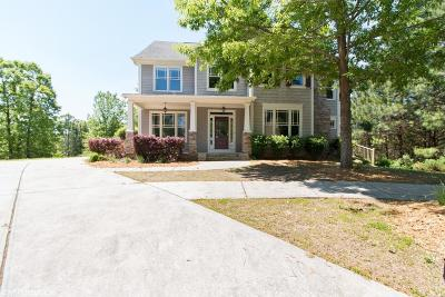 Lithia Springs Single Family Home For Sale: 9127 Old Mill Street