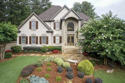 Johns Creek Single Family Home For Sale: 502 Champions Pointe