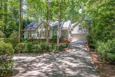 Single Family Home For Sale: 1134 Ferncliff Road