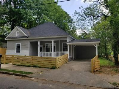 Single Family Home For Sale: 176 Racine Street