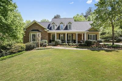 Acworth Single Family Home For Sale: 4484 Cedarcrest Road