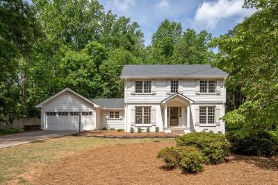Dunwoody Single Family Home For Sale: 1298 Mill Glen Drive