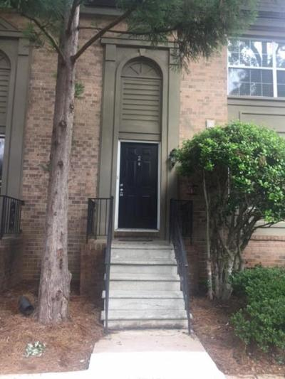 Sandy Springs Condo/Townhouse For Sale: 6980 Roswell Road #M2