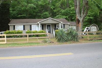 Canton Single Family Home For Sale: 380 Hickory Flat Highway