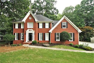 Lawrenceville Single Family Home For Sale: 839 Mill Bend Drive