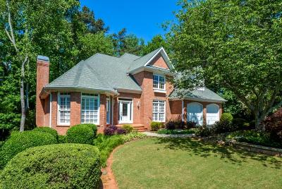 Alpharetta Single Family Home For Sale: 12390 Preserve Lane