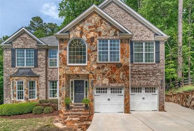Alpharetta Single Family Home For Sale: 1120 Park Glenn Drive
