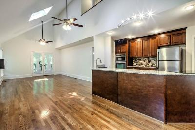 Single Family Home For Sale: 567 Collier Road NW