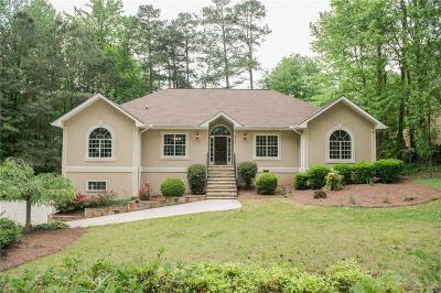 Alpharetta Single Family Home For Sale: 5535 Morton Road E