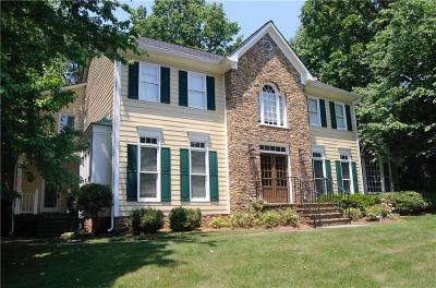 Lawrenceville Single Family Home For Sale: 2575 Hidden Wood Lane