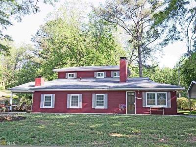 Newnan Single Family Home For Sale: 409 Providence Church Road