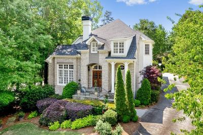 Sandy Springs Single Family Home For Sale: 500 Telford Place