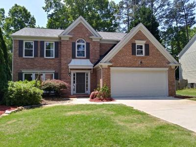 Alpharetta  Single Family Home For Sale: 5065 Cinnabar Drive