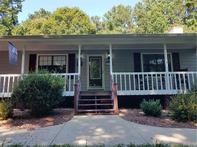 Acworth Single Family Home For Sale: 1000 Mars Hill Road NW