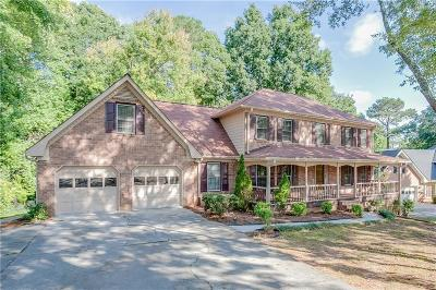 Single Family Home For Sale: 4823 Tomahawk Court SW