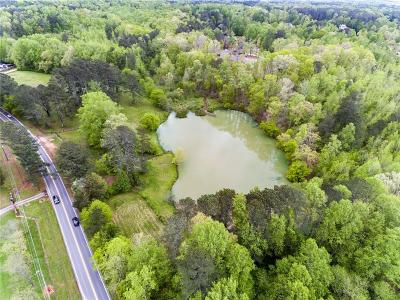 Alpharetta, Milton Single Family Home For Sale: 3260 Hamby Road