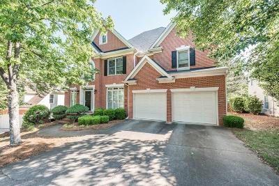 Alpharetta Single Family Home For Sale: 1615 Wynridge Path