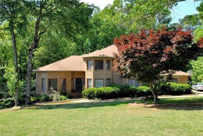 Lawrenceville Single Family Home For Sale: 1060 President Lane