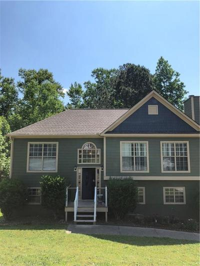 Snellville Single Family Home For Sale: 1815 Rockside Lane