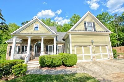 Dallas Single Family Home For Sale: 76 Evergreen Way