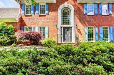 Alpharetta Single Family Home For Sale: 100 Watermill Falls
