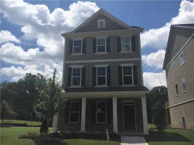 Woodstock Single Family Home For Sale: 304 Southpark Lane
