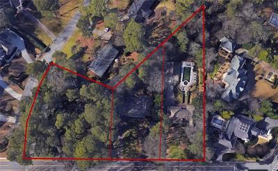 Sandy Springs Residential Lots & Land For Sale: 4916 Lake Forrest Drive