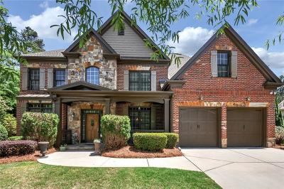 Buford Single Family Home For Sale: 6554 Blue Water Drive