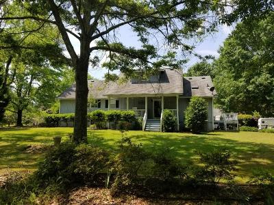 Loganville Single Family Home For Sale: 3439 Cook Road